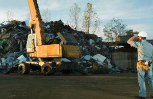 Recycle werkzaamheden